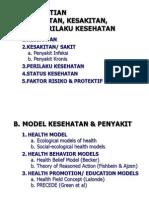 Health Model