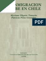 Inmigracion Arabe en Chile