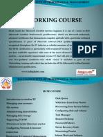 MCSE Course