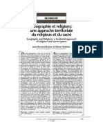 Racine Walther 2003 Geographie Religions IG-Libre