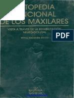 Libro Ortopedia Funcional de Los Maxilares