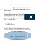 Group & Roles Documentum