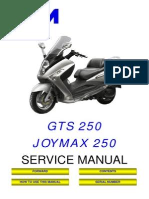 Sym Gts 250i Evo Vs Yamaha Xmax