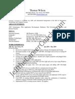 Net Developer Sample Resume (2)