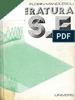 Florin Manolescu - Literatura S.F.