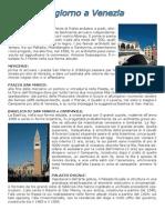 Itinerario Venezia