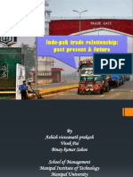 India - Pakistan Trade Relationship