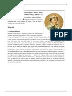 Biografia Del Conte Cagliostro