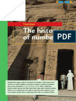 Chapter01-The History of Numbers