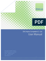 Dh5 Alpha UserManual