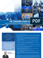 The Consumer Goods Forum Corporate Brochure