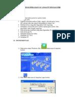 Prosedur Operasi GC2010-Shimadzu