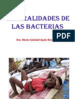 Generalidades de Las Bacterias