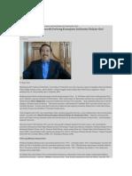 Dr. Musni Umar Menarik Gerbong Kemajuan Indonesia Belajar Dari Kedahsyatan China