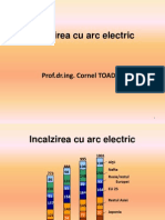 Incalzire Arc Electric