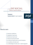 Support Audit Social Cours