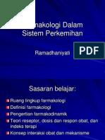 Farmakologi Pada Sistem Perkemihan