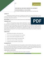 10. Manage-Awareness of FDI in Retail Sector-Priyadharshini