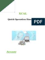 XCAL_QuickOperationHandbook_v1.0