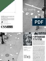 CSS Journal Vol. III