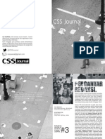 CSS Journal Vol. III