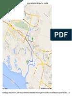 Kampung Kuala Masai to Smk Dato Penggawa Timur - Google Maps