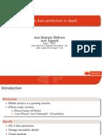 D2T2 - Jean-Baptiste Bédrune & Jean Sigwald - iPhone Data Protection in Depth