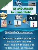 Line & Angles. 1
