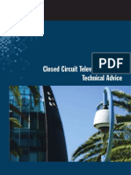CCTV Technical Advice Document