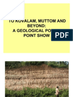 To Kovalam, Muttom and Beyond