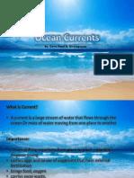 Ocean Current .