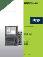Technical Manual iTNC530 English