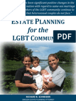 Estate Planning for the LGBT Community