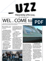 The Buzz Newsletter 28th Sept 09