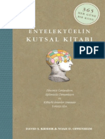 David S. Kidder & Noah D. Oppenheim - Entellektuelin Kutsal Kitabı
