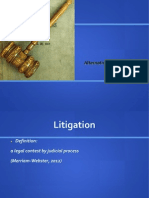 ADR Intro to Law Report