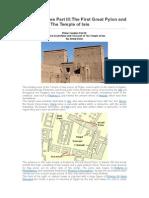 Philae Temples Part III