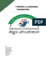 Sikshana Report