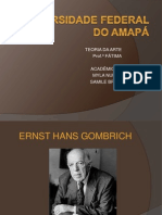 Ernest Gombrich