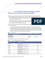 Cisco Unified Communications Manager Express