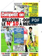 Edition du 20 octobre 2009