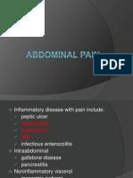 Wis Pemicu 4 GI-Abdominal Pain