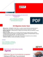Oracle Fusion Middleware Training With Placements and Certification