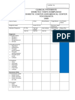 Clinical Pathways Diabetic Center