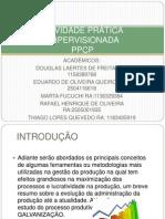 ATIVIDADE PRÁTICA SUPERVISIONADA - apresentação