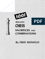 1001 Brilliant Chess Sacrifices