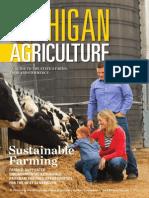 Michigan Agriculture 2014