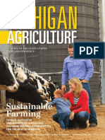 Michigan Agriculture 2014