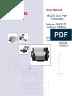 Black Mirco Solfware User Manual