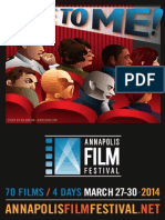 Annapolis Film Festival Program